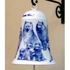 Samoyed Bell