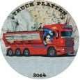 Truck-platte 2014